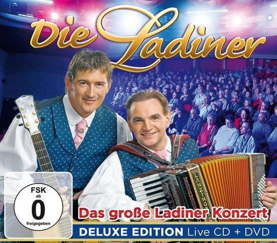 Grote foto ladiner das grosse ladiner konzert live deluxe edition muziek en instrumenten cds minidisks cassettes