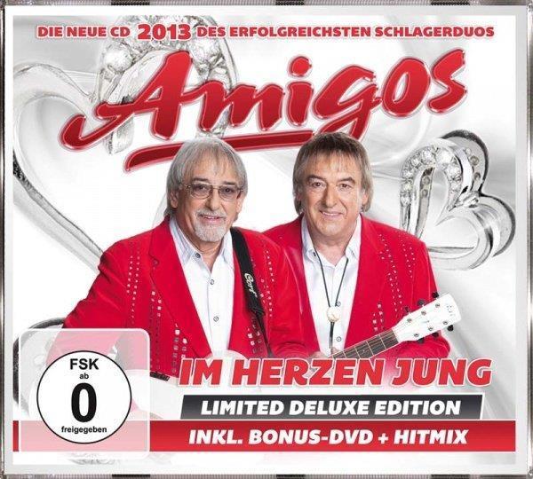 Grote foto amigos im herzen jung deluxe edition cd dvd muziek en instrumenten cds minidisks cassettes