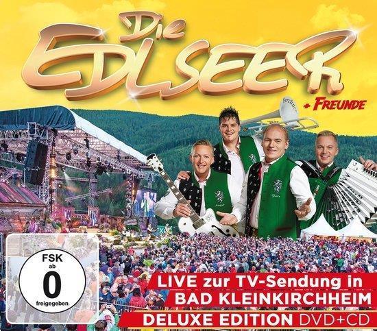 Grote foto edlseer live aus bad kleinkirchheim deluxe edition muziek en instrumenten cds minidisks cassettes