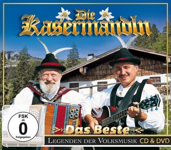 Grote foto kasermandln die das beste legenden der volksmusik cd dv muziek en instrumenten cds minidisks cassettes