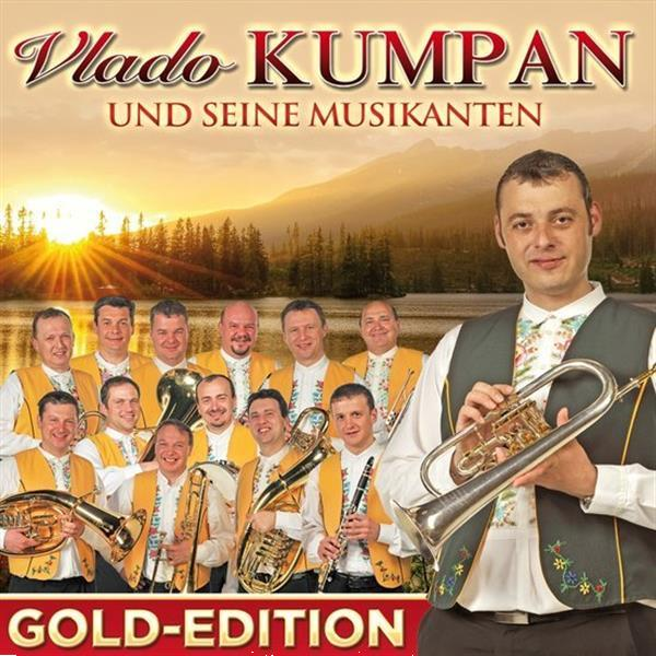 Grote foto vlado kumpan und seine musikanten gold edition 2cd muziek en instrumenten cds minidisks cassettes