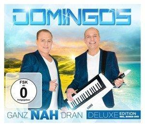 Grote foto domingos ganz nah dran deluxe edition cd dvd video muziek en instrumenten cds minidisks cassettes