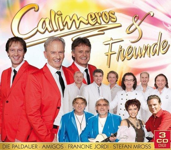 Grote foto calimeros und freunde 3cdbox muziek en instrumenten cds minidisks cassettes