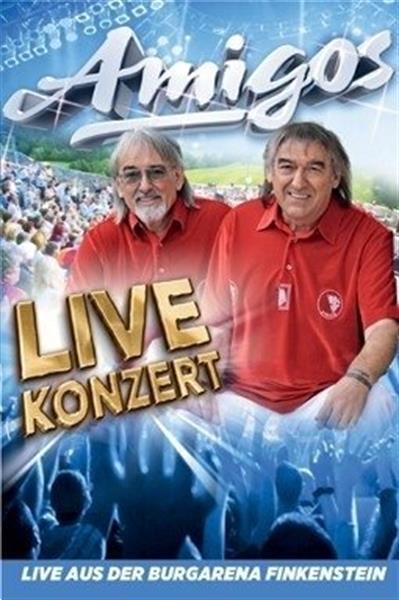 Grote foto amigos live konzert teil 1 2 2dvd muziek en instrumenten cds minidisks cassettes
