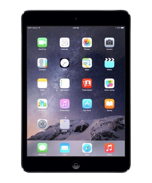 Grote foto apple ipad mini 2 zwart 16gb wifi 4g telecommunicatie ipad