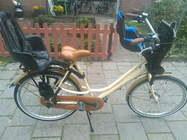 Grote foto moederfiets fietsen en brommers moederfietsen