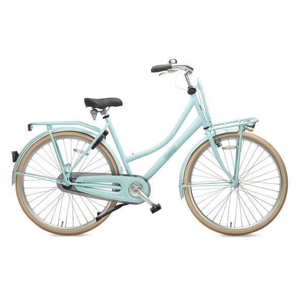 Grote foto zonix urban basic 28 inch blauw 53 cm fietsen en brommers herenfietsen