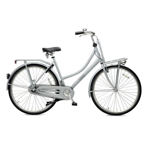 Grote foto zonix urban basic 28 inch grijs 53 cm fietsen en brommers herenfietsen