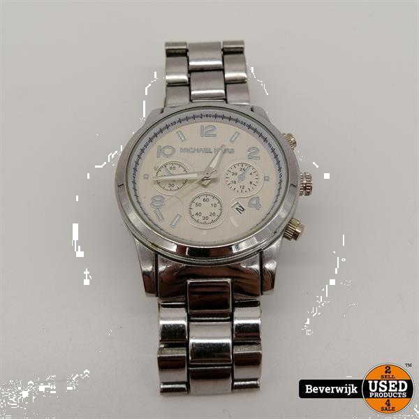 Grote foto michael kors mk 1038 dames horloge batterij is leeg in kleding dames horloges