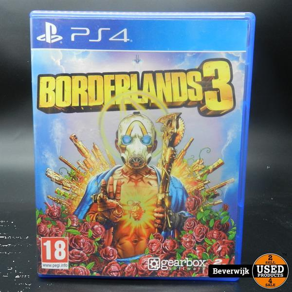 Grote foto borderlands ps4 game spelcomputers games overige games