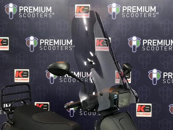 Grote foto premium scooters vxl sport mat zwart limited fietsen en brommers snorfietsen en snorscooters