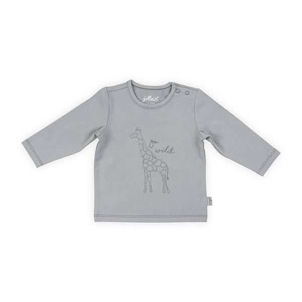 Grote foto shirt lange mouw 50 56 safari grey kinderen en baby overige
