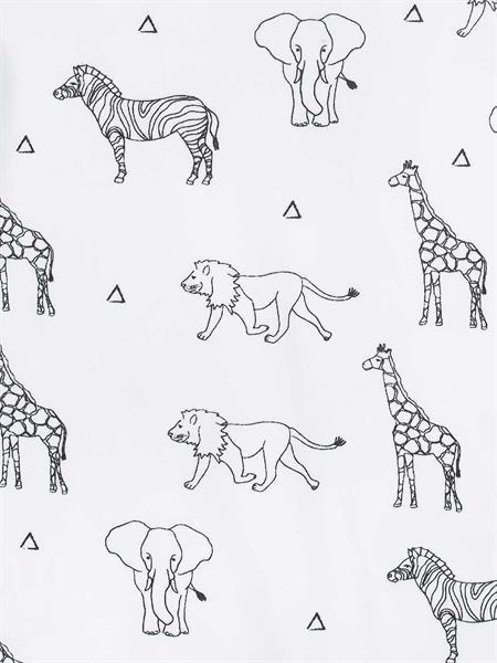 Grote foto boxpakje safari black white 74 80 kinderen en baby overige