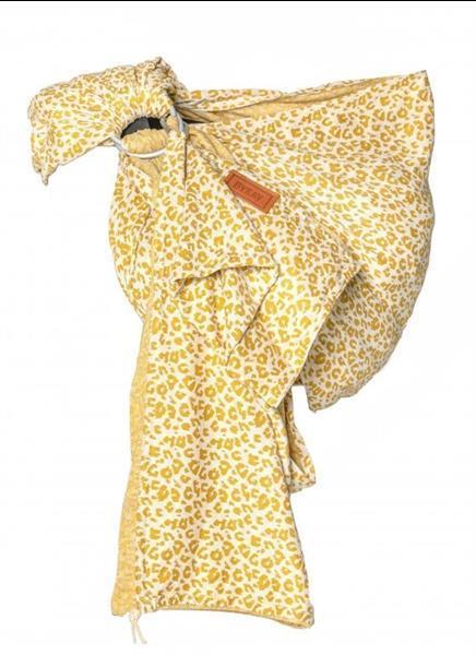 Grote foto ringsling leopard special edition kinderen en baby overige babyartikelen