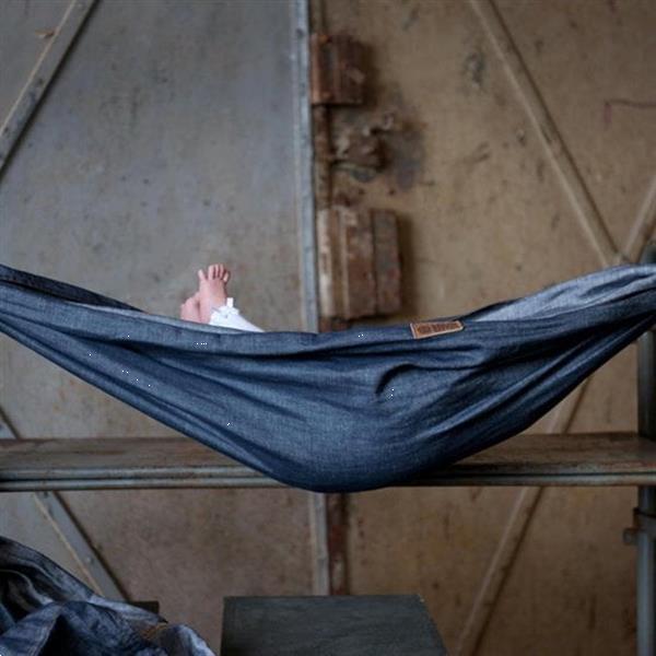 Grote foto woven deluxe denim dark jeans maat 5 kinderen en baby overige babyartikelen