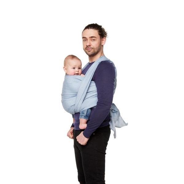 Grote foto bykay woven wrap deluxe stonewashed maat 6 kinderen en baby overige babyartikelen