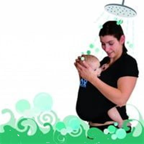 Grote foto bykay aquacarrier black kinderen en baby overige babyartikelen