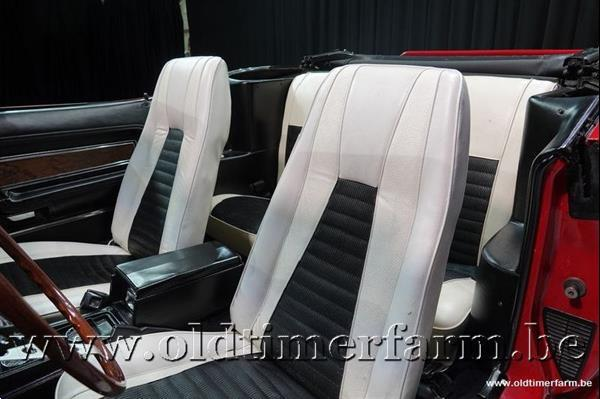 Grote foto ford mustang v8 convertible 73 auto ford