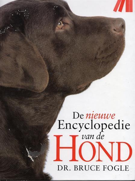 Grote foto de nieuwe encyclopedie van de hond dr. bruce fogle boeken dieren en huisdieren
