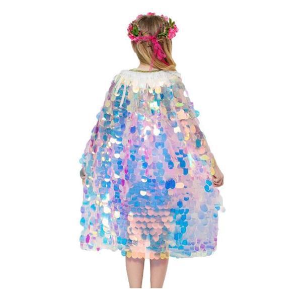 Grote foto zeemeermin cape luxe prinsessen nieuw kinderen en baby overige