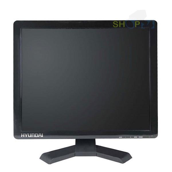 Grote foto 15 hd led monitor hyundai 2 x bnc 1 x vga en 1 x hdmi uit computers en software overige computers en software