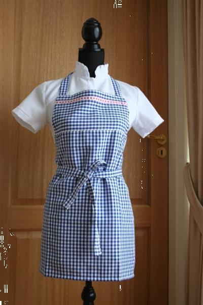 Grote foto luxe handgemaakte schorten. vintage look diensten en vakmensen huishoudelijke hulp