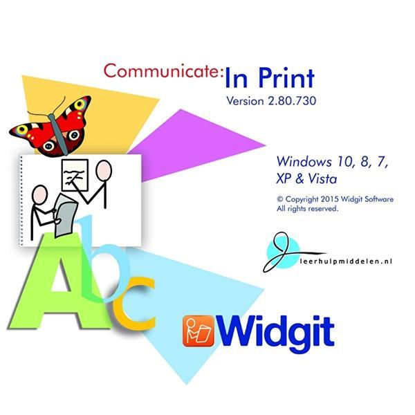 Grote foto inprint 2 widgit symbolensoftware computers en software overige