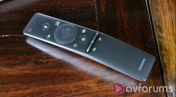 Grote foto samsung smart tv ks9000 audio tv en foto led tv