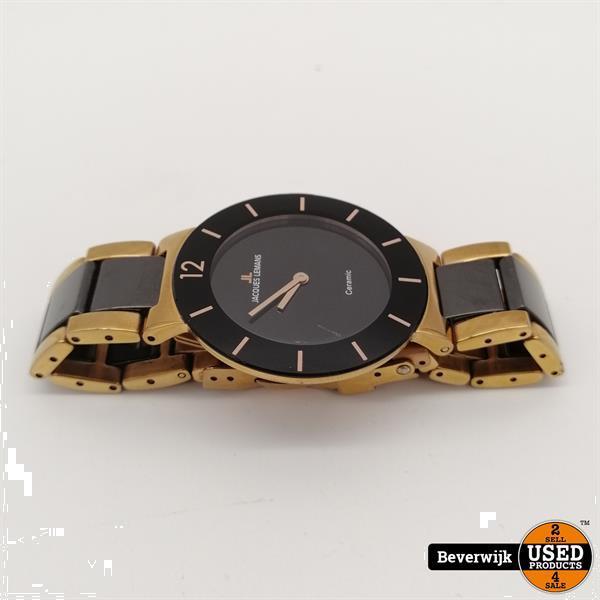 Grote foto jacques lemans jl.aa vrouwen horloge in oede staat kleding dames horloges