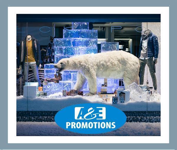 Grote foto kerst decors verhuur turnhout antwerpen ijsberen diversen kerst