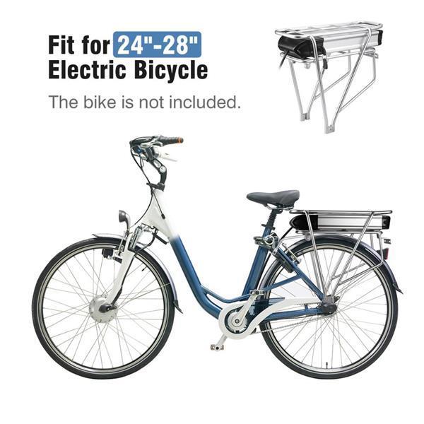 Grote foto 36v 20ah bagagedrager accu fietsen en brommers elektrische fietsen