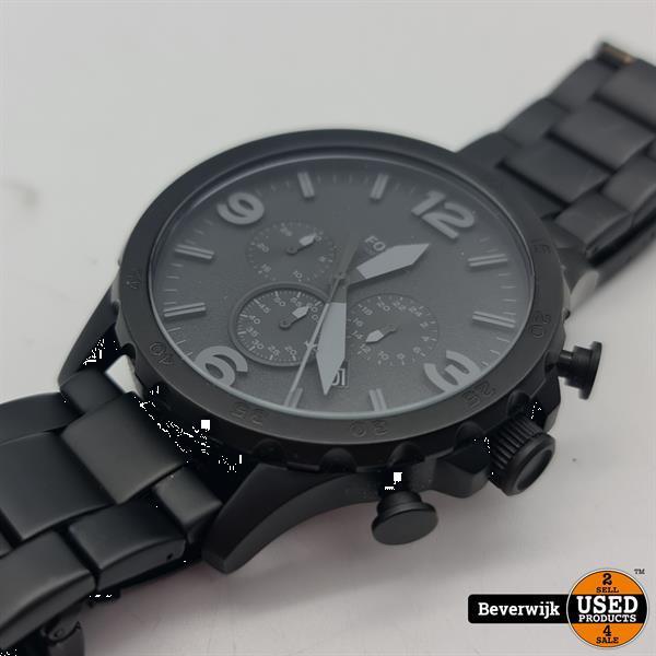 Grote foto fossil jr13401 herenhorloge in nette staat kleding dames horloges
