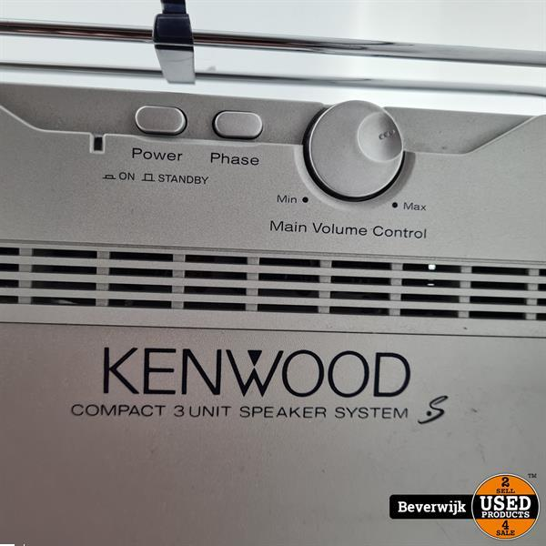 Grote foto kenwood opm a3 speaker in goede staat muziek en instrumenten speakers