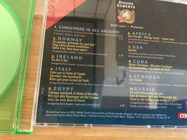 Grote foto cd voor kinderen cd liedjes voor kerstdag cd en dvd overige