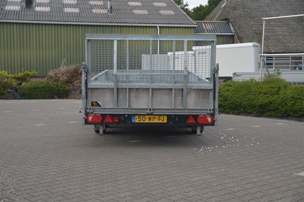 Grote foto nugent transporter 490x200 3500kg 2 as kantelbaar aanhanger auto diversen aanhangers