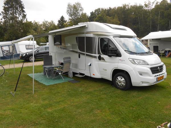 Grote foto corado t339 hymer caravans en kamperen campers