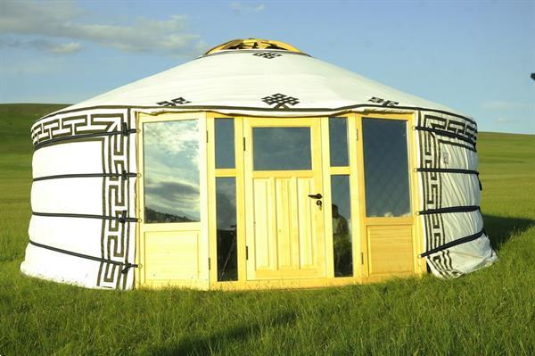 Grote foto luxe yurt nieuw en tweedehands caravans en kamperen tenten