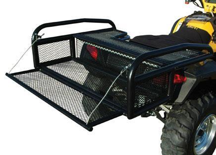 Grote foto quad bagagerek afklapbaar motoren buggy en quad