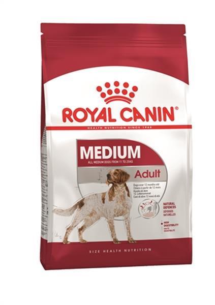 Grote foto royal canin medium adult 4 kg dieren en toebehoren toebehoren