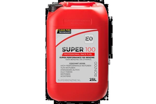 Grote foto 25l super ron100 professional race fuel auto diversen onderhoudsmiddelen