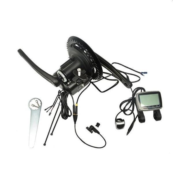 Grote foto tongsheng tsdz2 48v 750w incl 48v 12 5ah e bike batterij fietsen en brommers elektrische fietsen