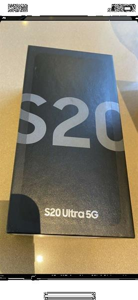 Grote foto nieuwe samsung galaxy s20 ultra 5g 512gb. telecommunicatie samsung