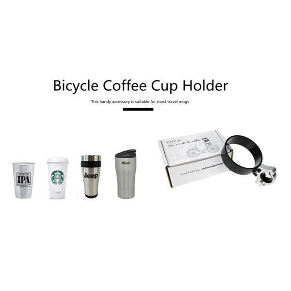 Grote foto shanmashi motorcycle coffee cup holder mountain bike electri fietsen en brommers algemeen
