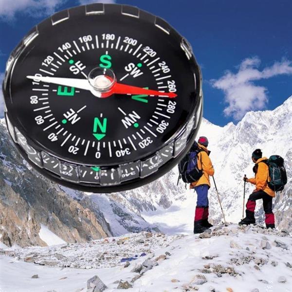 Grote foto 10 pcs dc45 portable mini precise compass practical guider f caravans en kamperen overige caravans en kamperen