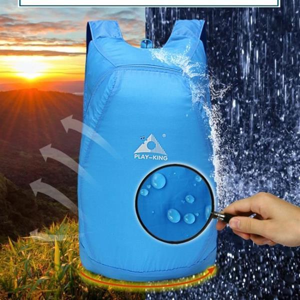 Grote foto 328 20l outdoor climbing draagbare opvouwbare anti splash ba caravans en kamperen kampeertoebehoren