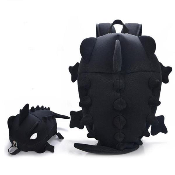 Grote foto 3d animal backpack dinosaur shape cartoon school bags teenag caravans en kamperen kampeertoebehoren