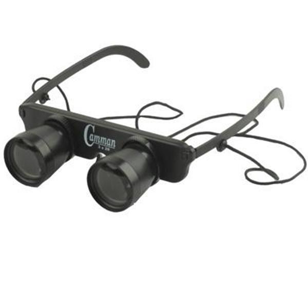 Grote foto 3x28mm plastic toy verrekijker met 3 brillen bijziendheid caravans en kamperen kampeertoebehoren