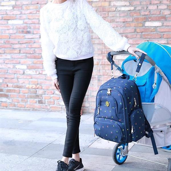Grote foto fashion travel multifunctional mother shoulder bag maternity caravans en kamperen kampeertoebehoren