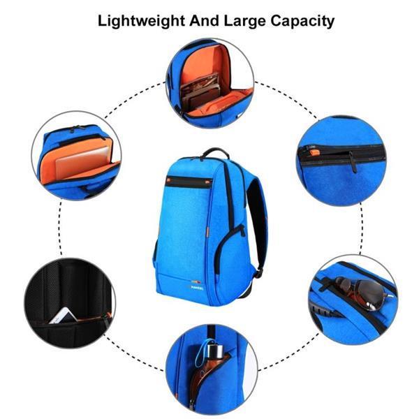 Grote foto haweel outdoor multifunctionele 7w zonnepaneel powered comfo caravans en kamperen kampeertoebehoren