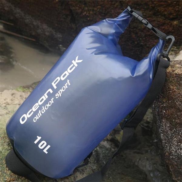 Grote foto utdoor waterdichte single shoulder dry bag dry sack pvc barr caravans en kamperen kampeertoebehoren